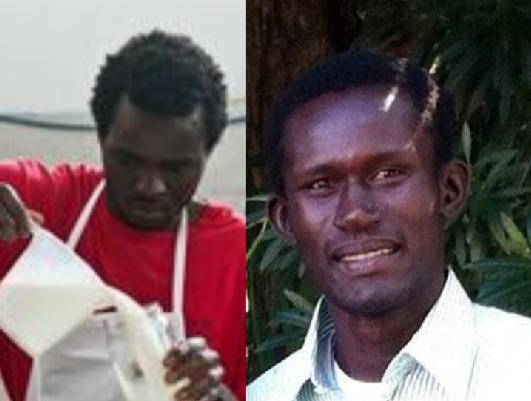 Suleiman Diara et Cheikh Diop