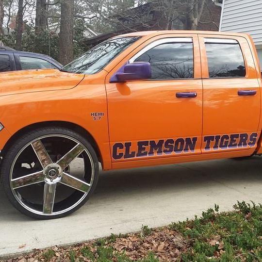 Clemson Ram Rolling 30's
